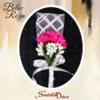 Deverski cvet S171 – belo-roza