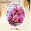 Veštačko cveće-Orhideja-S577
