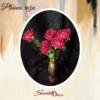 Veštačko cveće, ruža-S479