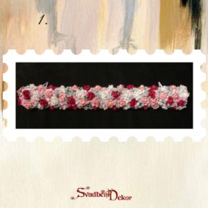 Luk na vakum S165 – crveno-rozo-bela