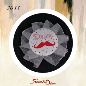 Bedž S337-2033