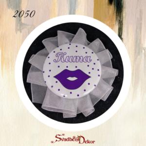 Bedž S337-2050