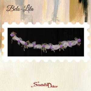 Luk mreža S11 – belo-lila