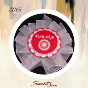 Bedž S337-2065