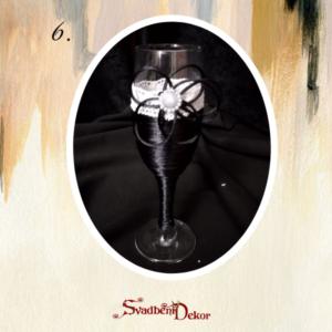 Čaša za šampanjac S547-6