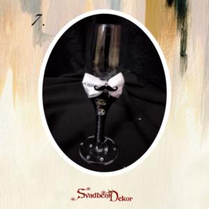 Čaša za šampanjac S547-7