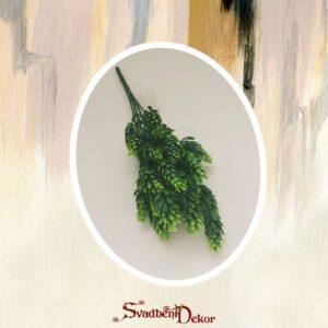 Zeleno real touch dekorativno cvece S565-1