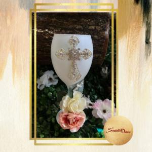 Zlatni pehar čaša S396-3