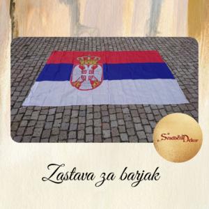 Zastava za barjak S32