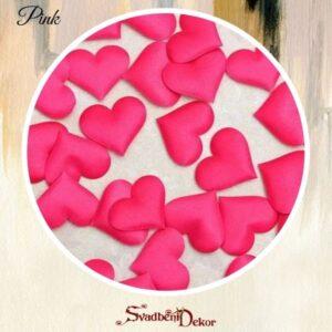 Srca latice S407 – pink