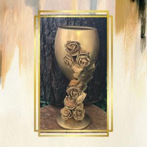 Zlatan pehar čaša S396-5