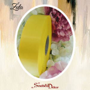 Papirna traka S13-žuta-3cm