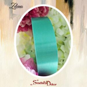 Papirna traka S13-zelena-3cm