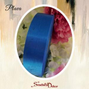 Papirna traka S13-plava 3cm