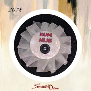 Bedž S337-2078