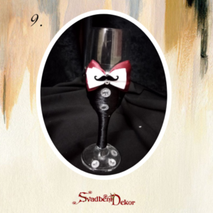 Čaša za šampanjac S547-9