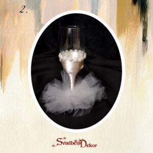 Čaša za šampanjac S547-2