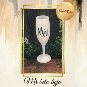 Čaše za šampanjac MR i MRS Š678